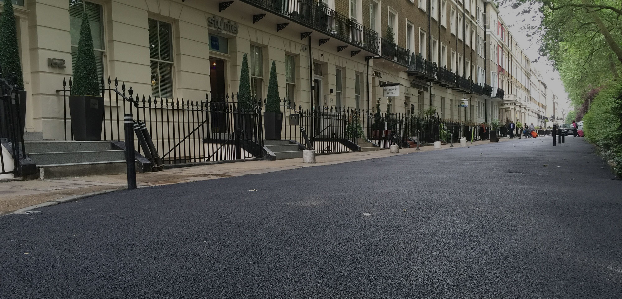 Tarmacked Driveway in Winchester