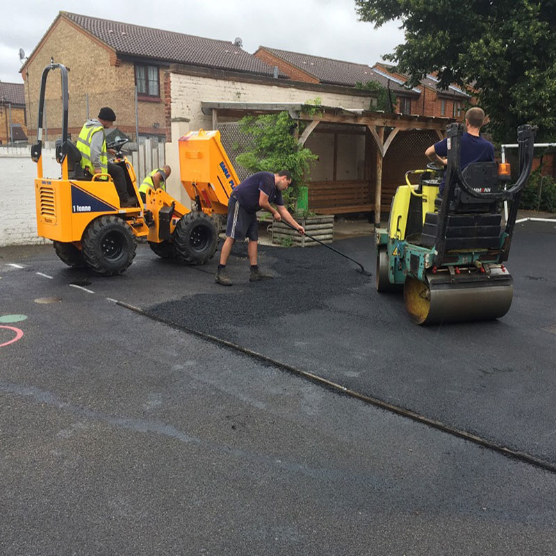 Tarmac Playgrounds in Winchester