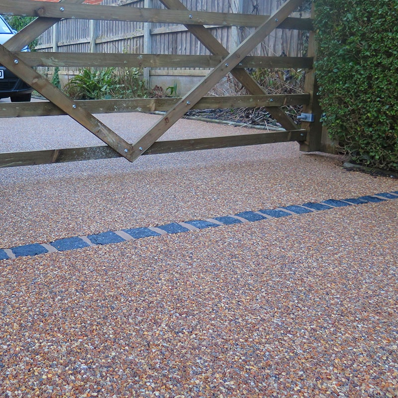 Resin Bond Driveway in Winchester