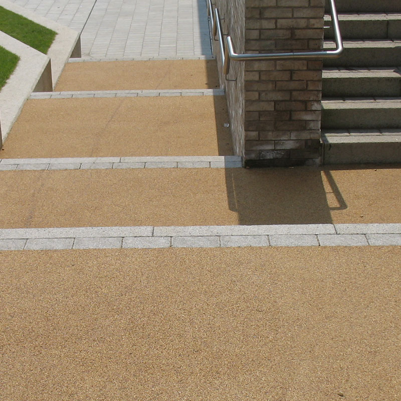 Resin Bound Path in Winchester